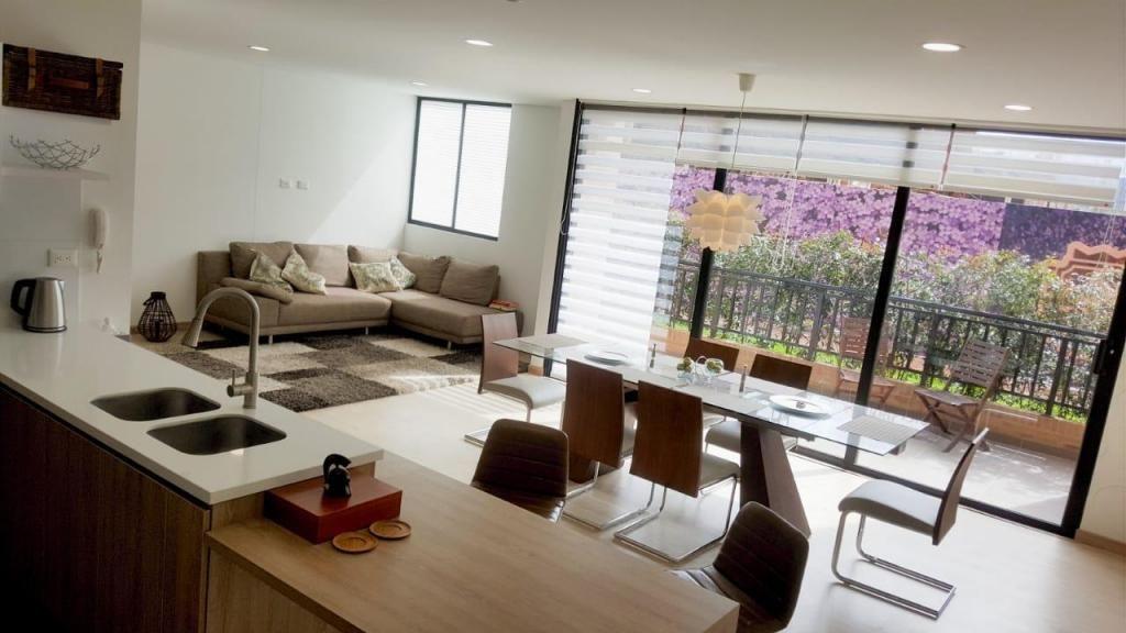 Hermoso apartamento en Club house Sabana de Bogota