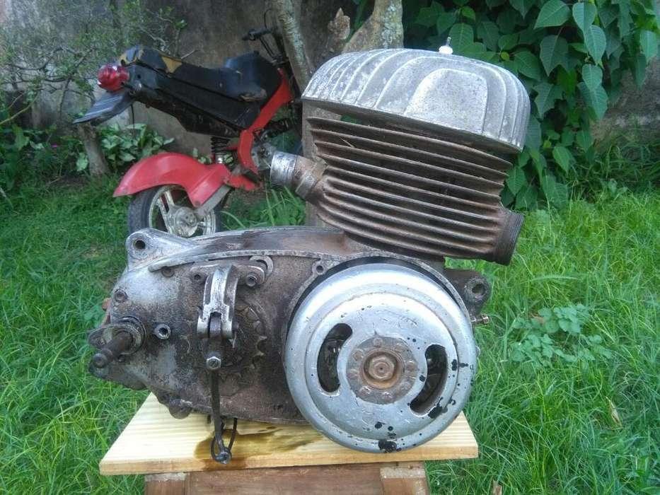 Motor Zanella Ceccato 125 4 Marchas