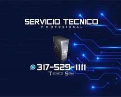 Mantenimiento Computadores a Domicilio Bogota