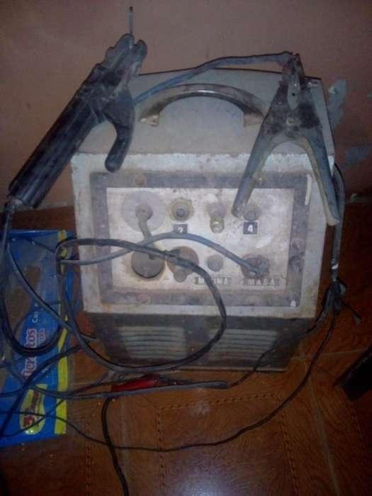 Vendo Soldadora Electrica