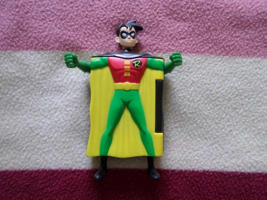 Robin (de Mcdonals) (Leer Descripción)
