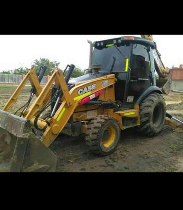Se Vende Case 580super N 2012