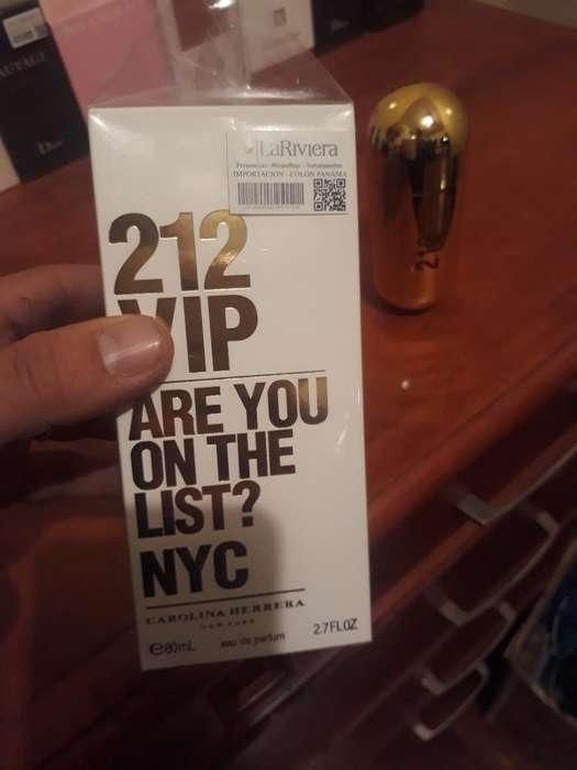 Perfume 212 Vip Nyc
