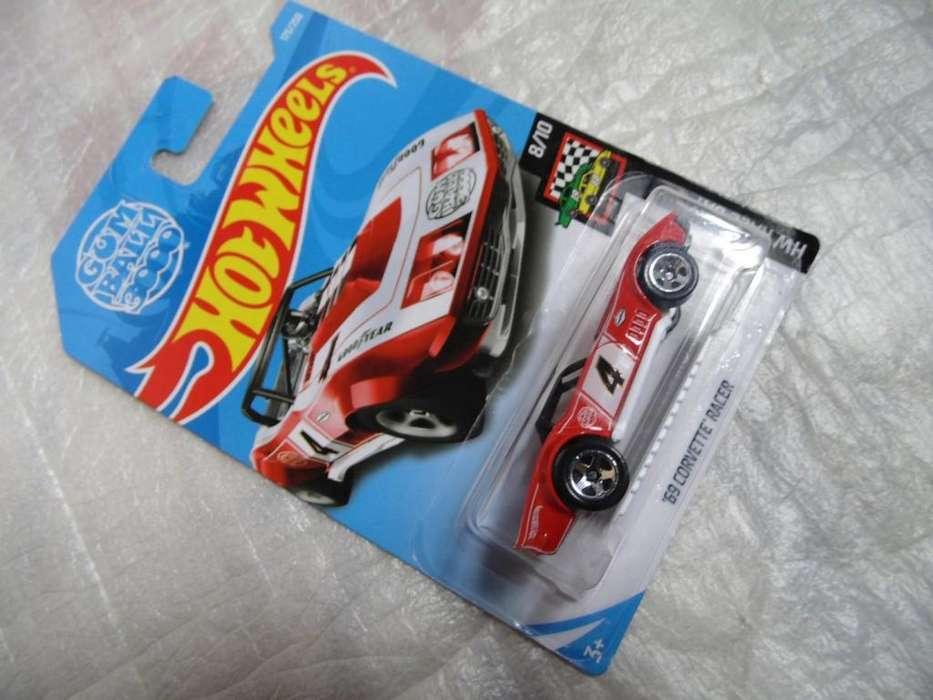 '69 corvette Racer hotwheels