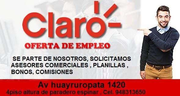DISTRIBUIDOR DE CLARO