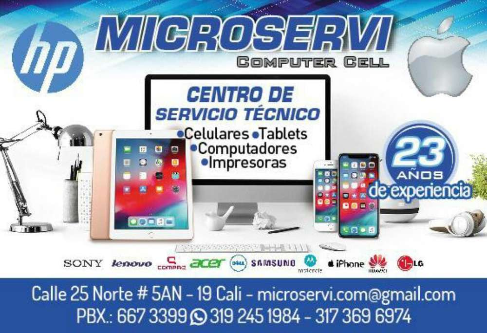 Servicio Técnico Microservi