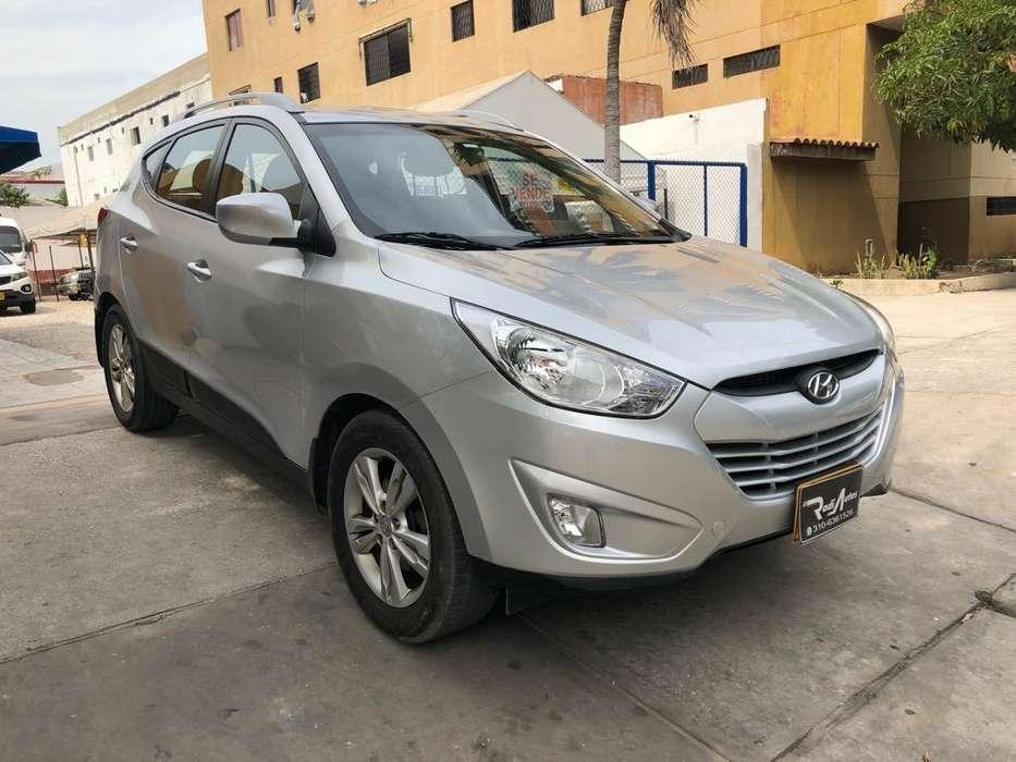 Hyundai Tucson 2013 - 108000 km