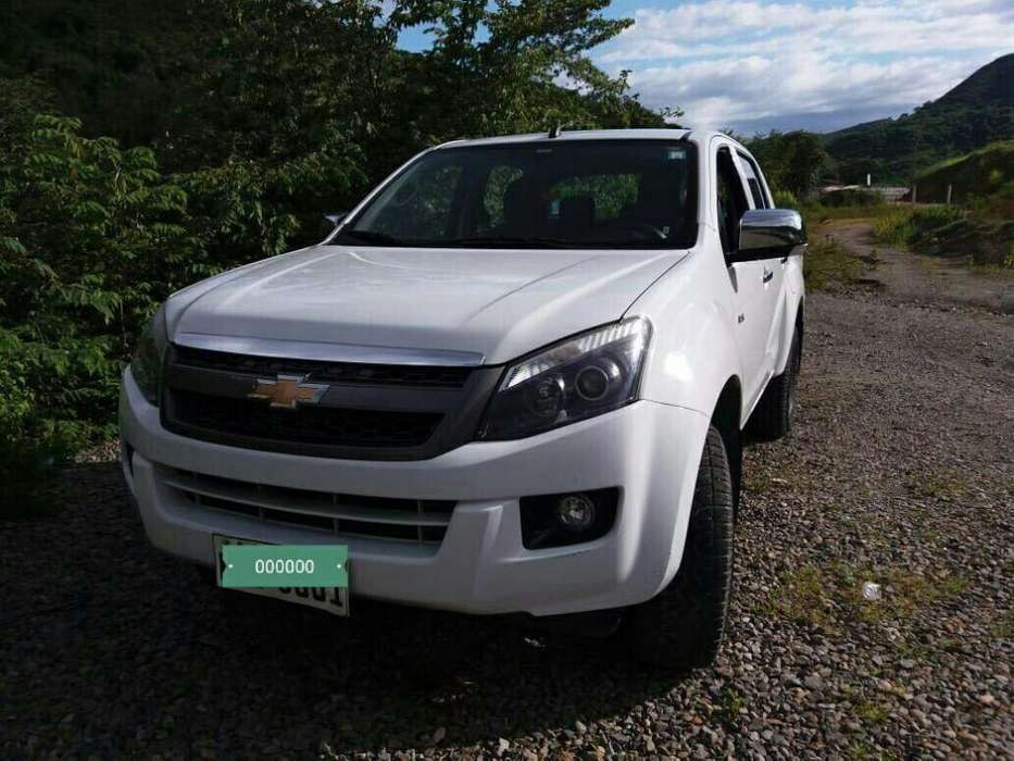 <strong>chevrolet</strong> D-Max 2016 - 81000 km