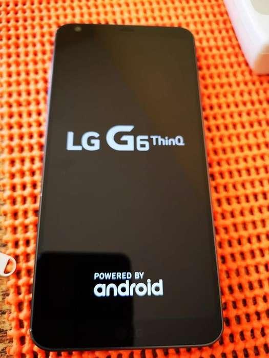Lg G6 Thinq 32gb 4gb 13mp 13mp 3300mah