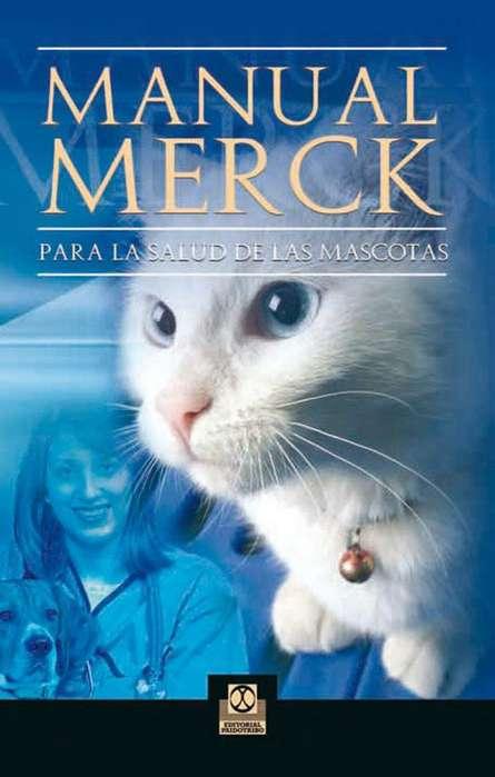 Libro Salud de Las Mascotas Manual Merck