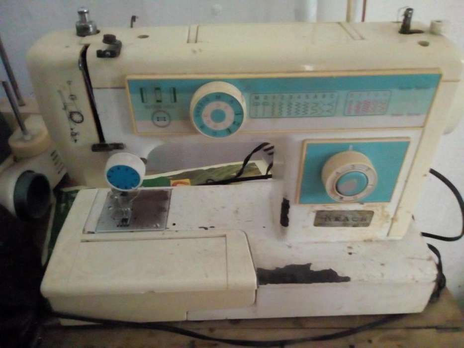 Se vende maquina de coser en buen se vende porque no se usa estado