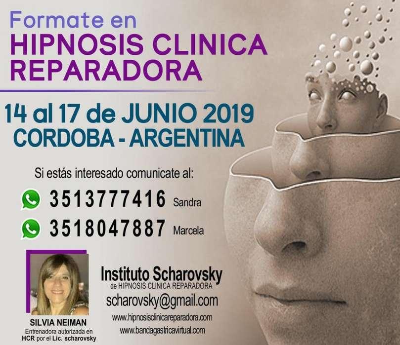 FORMACION DE TERAPEUTAS EN HIPNOSIS CLÍNICA REPARADORA