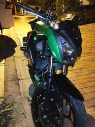 Z250 Kawasaki2016 Seguro Y Tecno Nuevos