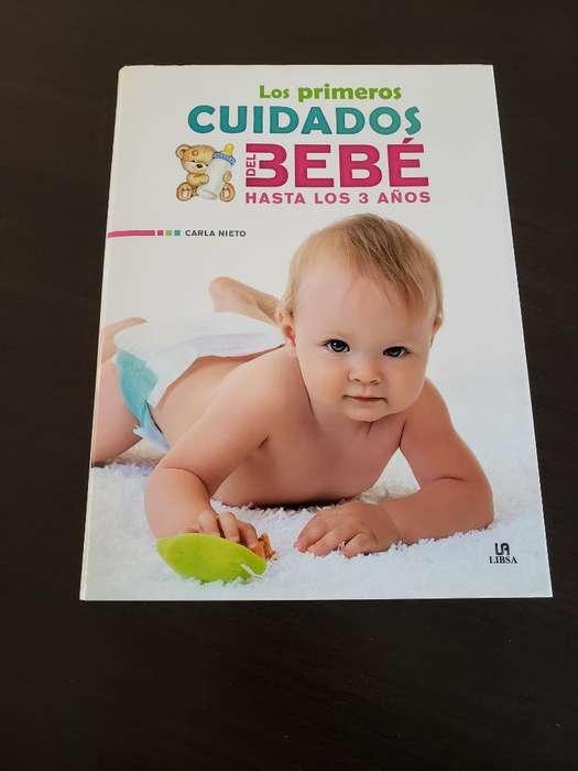 Libro Cuidados Del Bebe-nuevo