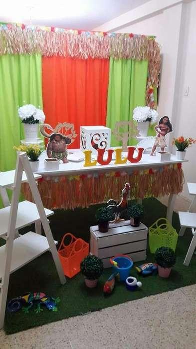 Decoraciones para Fiestas Y Eventos