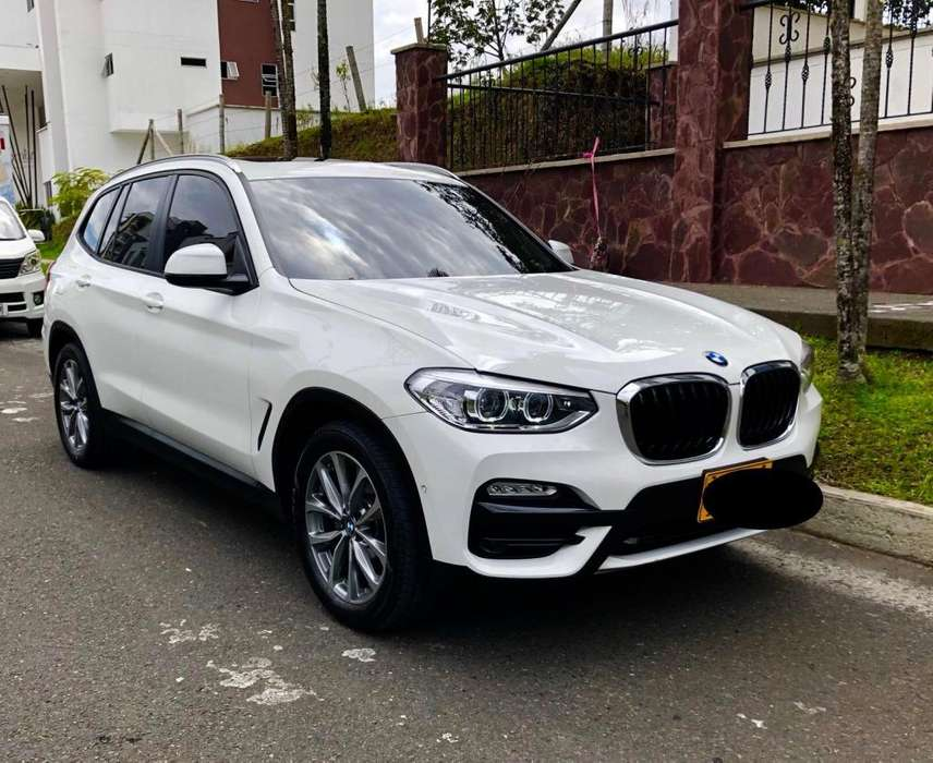 <strong>bmw</strong> X3 2019 - 5268 km