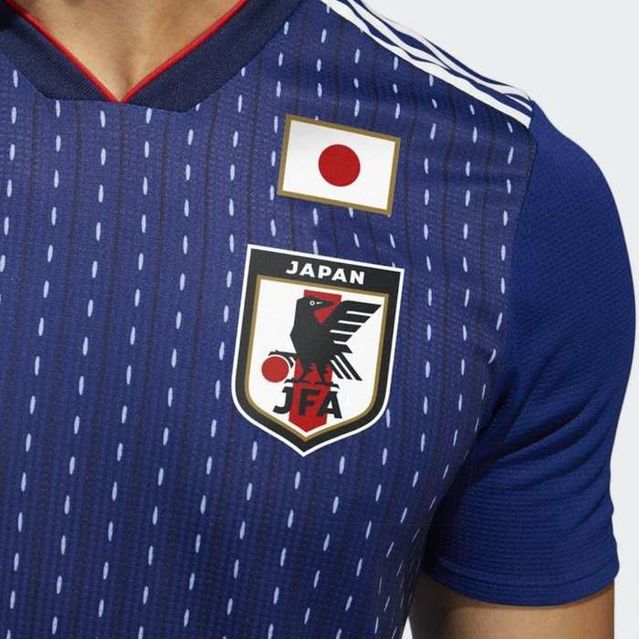 Camiseta Original de Japón 2018