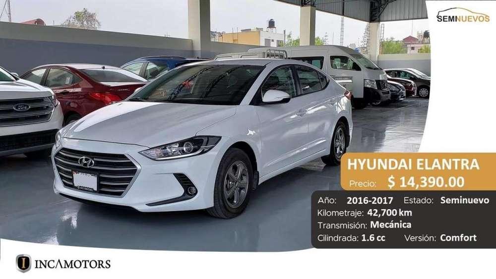 Hyundai Elantra 2016 - 42700 km