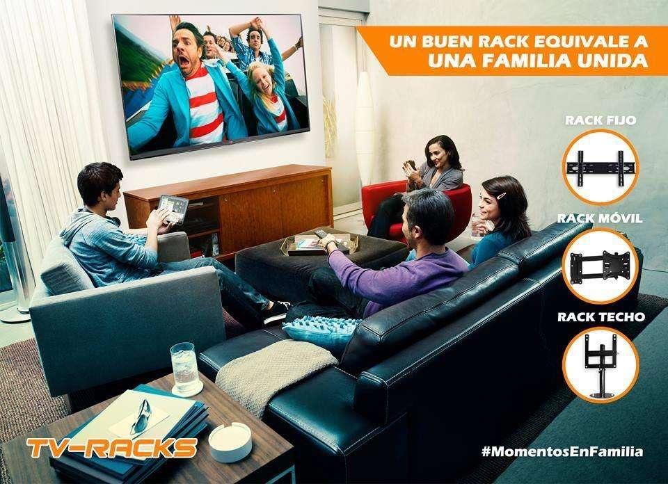 Tenemos Los Mejores Racks para Tv Ahorra Espacio en Tu Hogar U Oficina