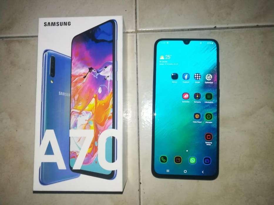 Vendo Samsung Galaxy A70 15 Dias de Uso