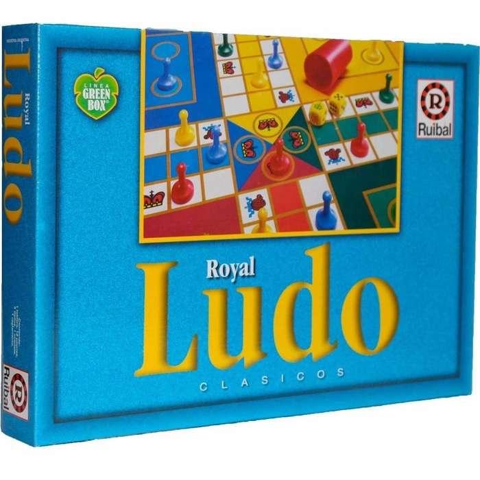 Royal Ludo -Línea Green Box