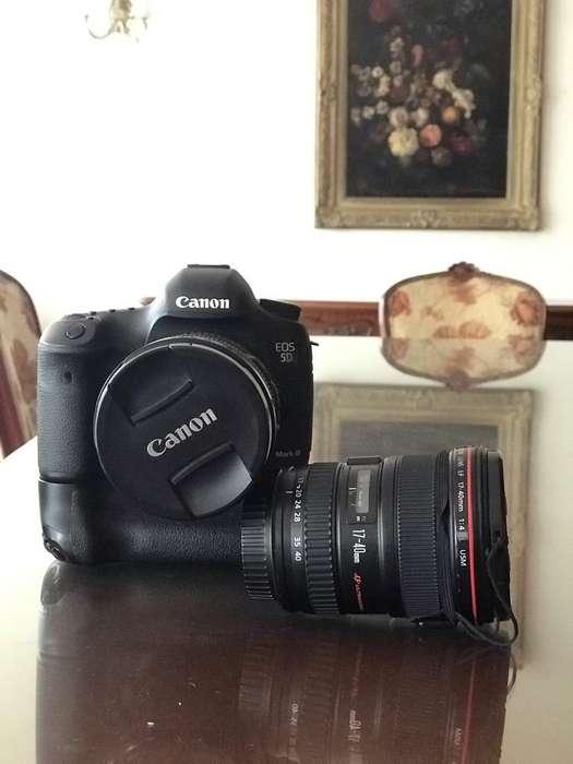 Cámara Canon 5D Mark Iii