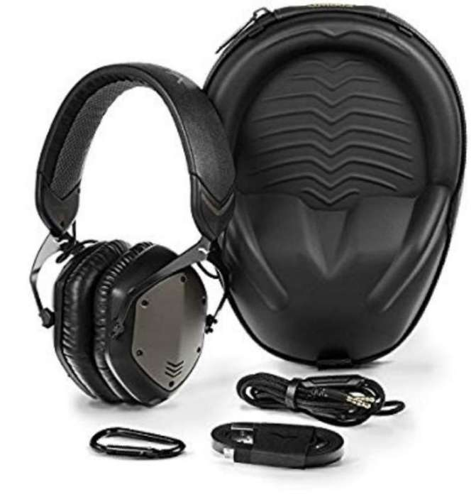 V-moda Wireless-<strong>bluetooth</strong> & Cable
