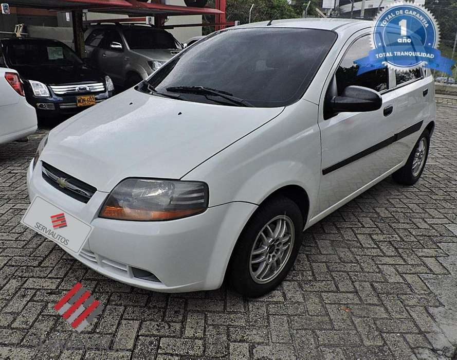 Chevrolet Aveo 2009 - 113000 km