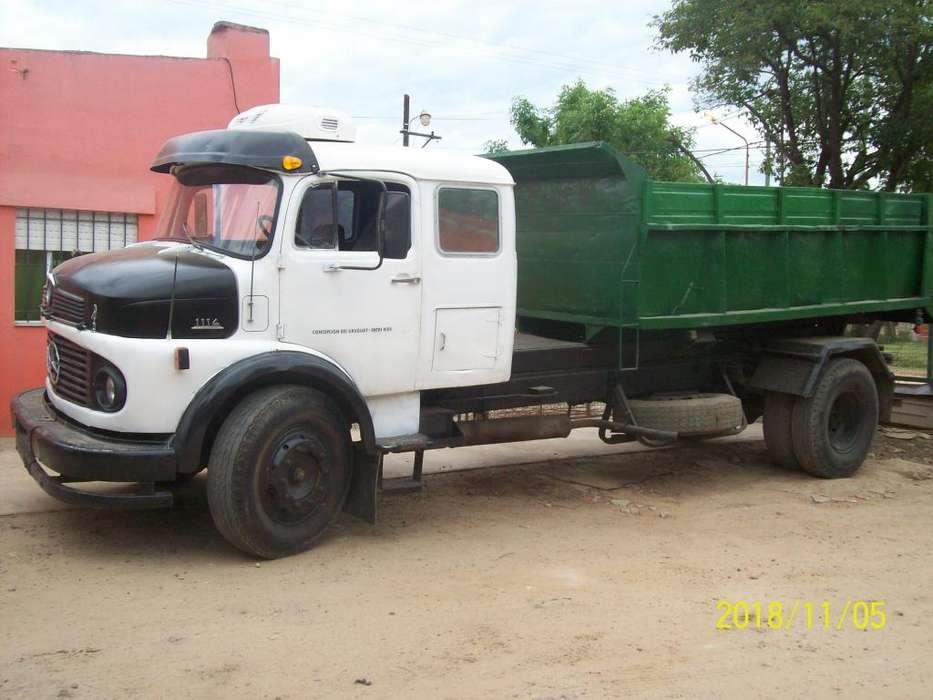 vendo o permuto camion volcador 1114 mod 87