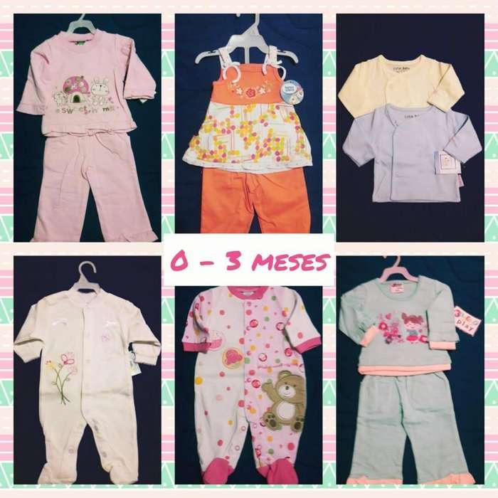 Hermosa <strong>ropa</strong> de bebe nueva tallas de 0 a 3 anos