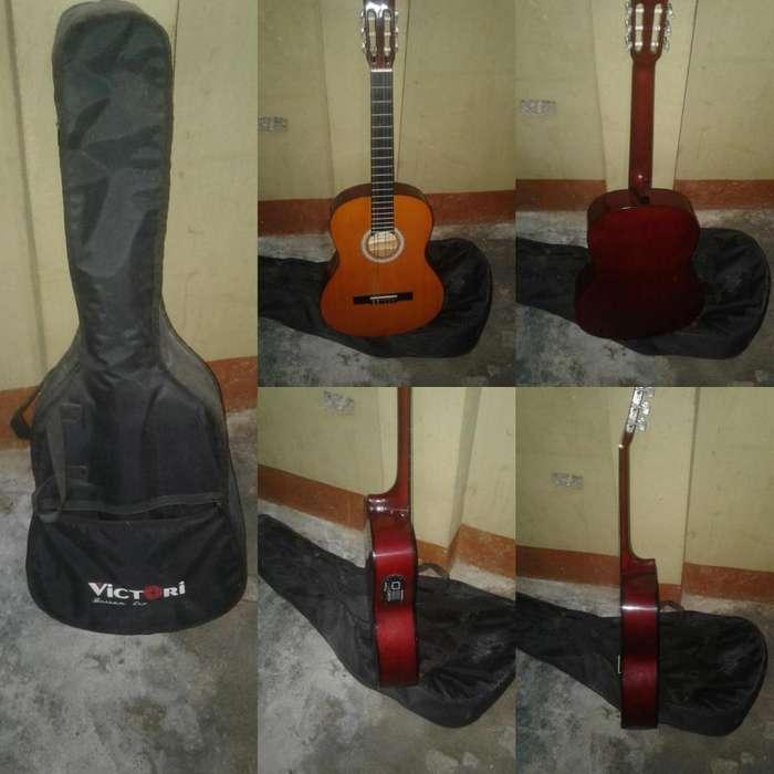Guitarra electro acustica 0990916584
