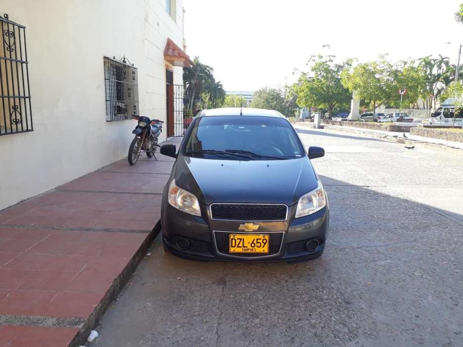 Chevrolet Aveo 2012 - 66000 km
