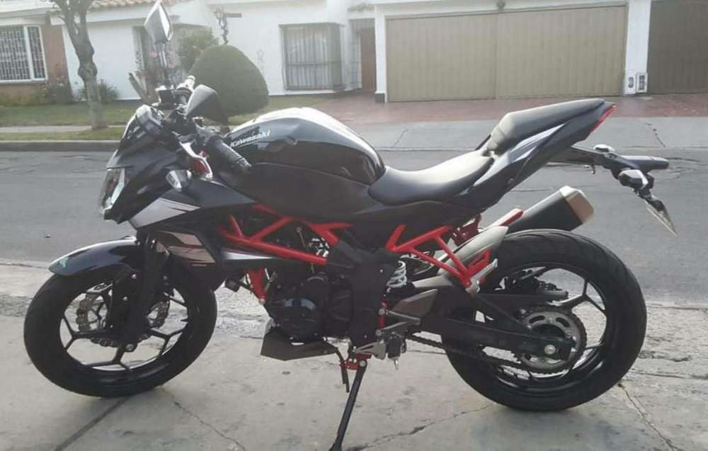 Vendo Kawasaki 250 Sl