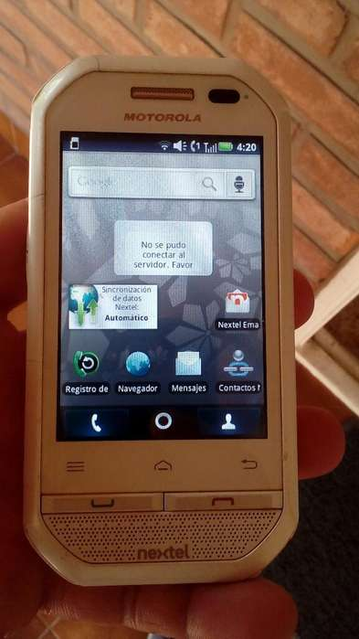 Nextel Motorola I867