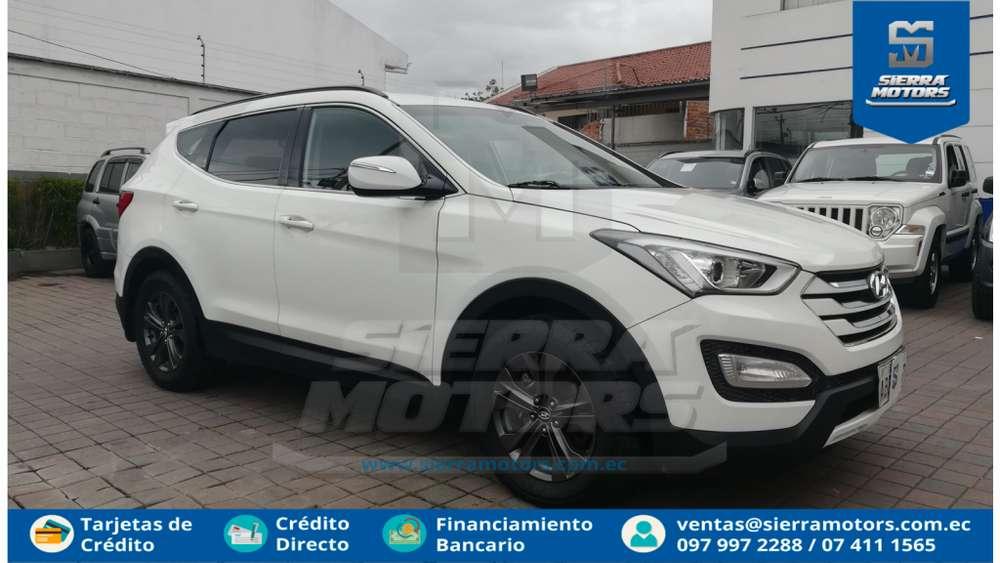 Hyundai Santa Fe 2014 - 85526 km