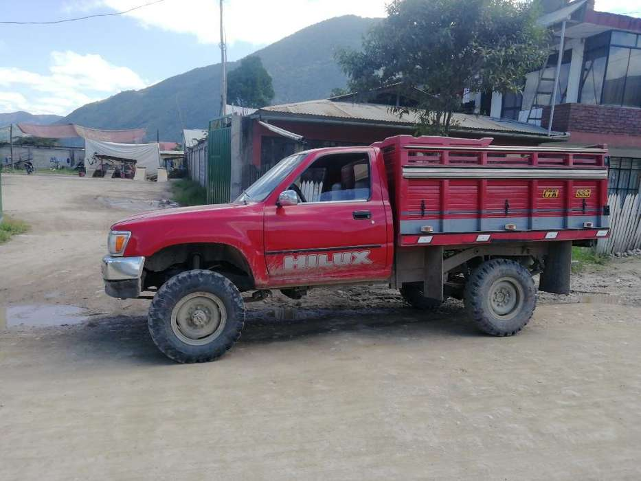Toyota Hilux Año 92