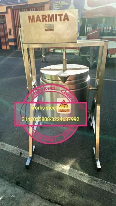 TOSTADORA 7:fabricantes de : :::1marmita pasteurizador despulpadora homogenizador etc