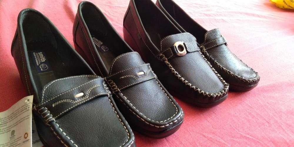 Zapatos en cuero garantizado muy comodos,, hoy promocion