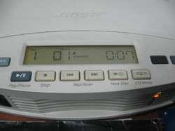 Bose Acoustic Wave System 5cd Changer C/rem Man En Martinez