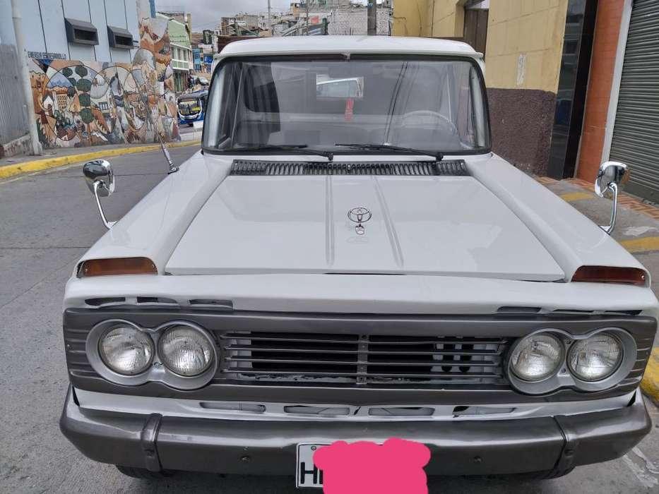 Camioneta Toyota Stout Año 79 0992879205