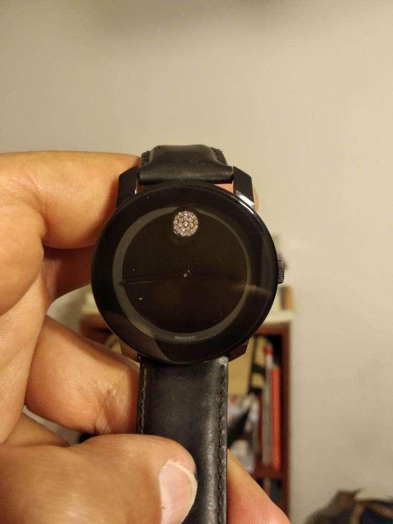 Reloj Movado Bold Como Nuevo