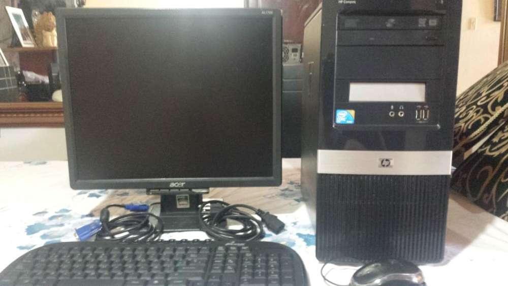 Computador core2duo E7500 con 4 de ram ddr2