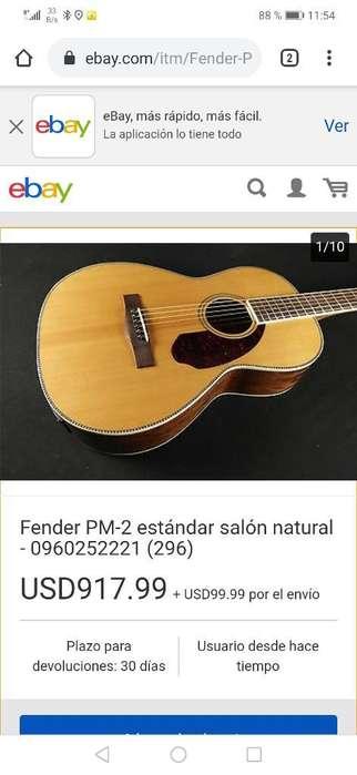 Fender Pm2