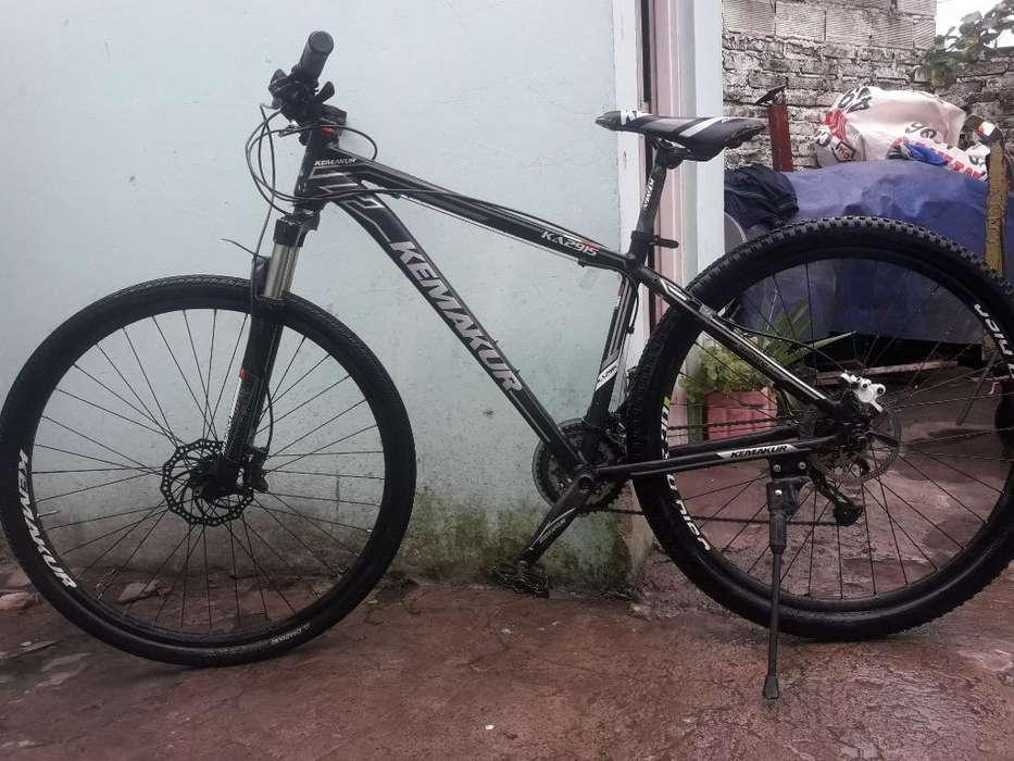 Vendo Bici Montaña Rin 29 con Hidraulico