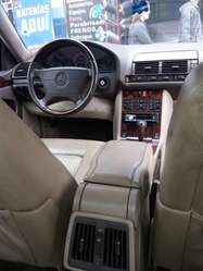 Mercedes Benz S-500 1,995, COUPE