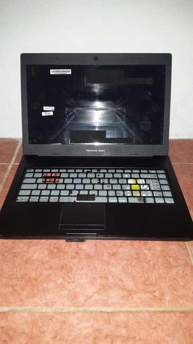 Carcasa Completa Notebook 14'' Positivo Bgh C502