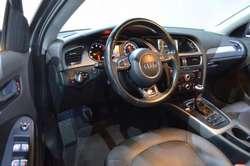Audi A4 1.8 turbo nafta 2012 4 puertas color gris