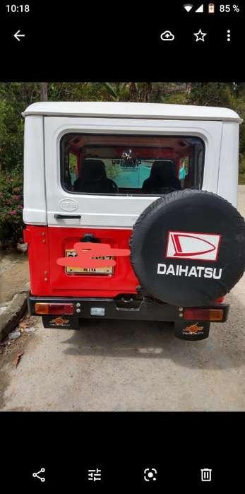 Daihatsu F20 1982 - 8500 km