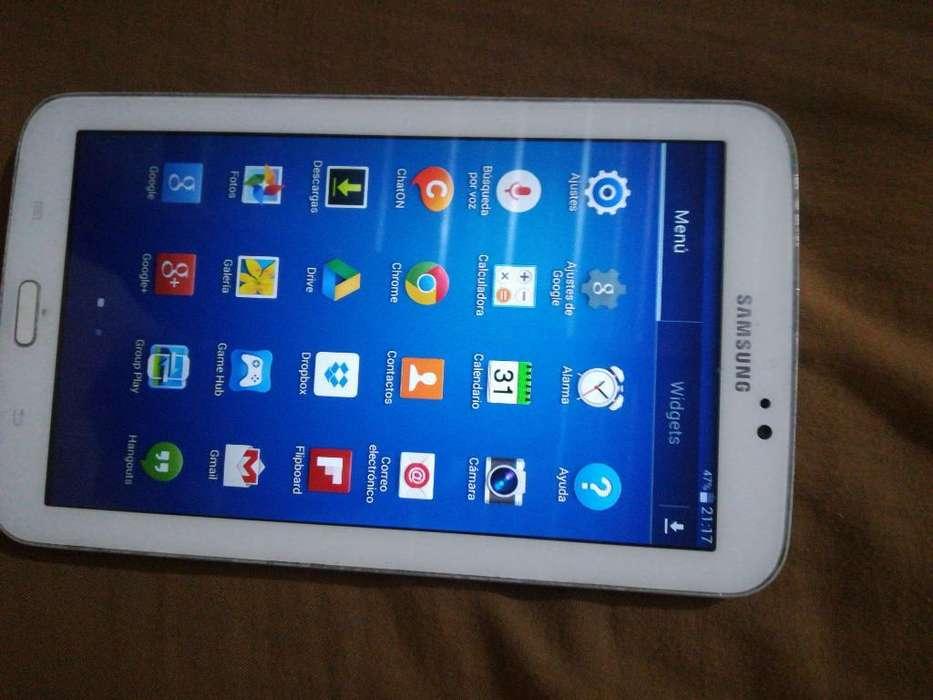 Tablet Sansung Tab 3 sin Chip