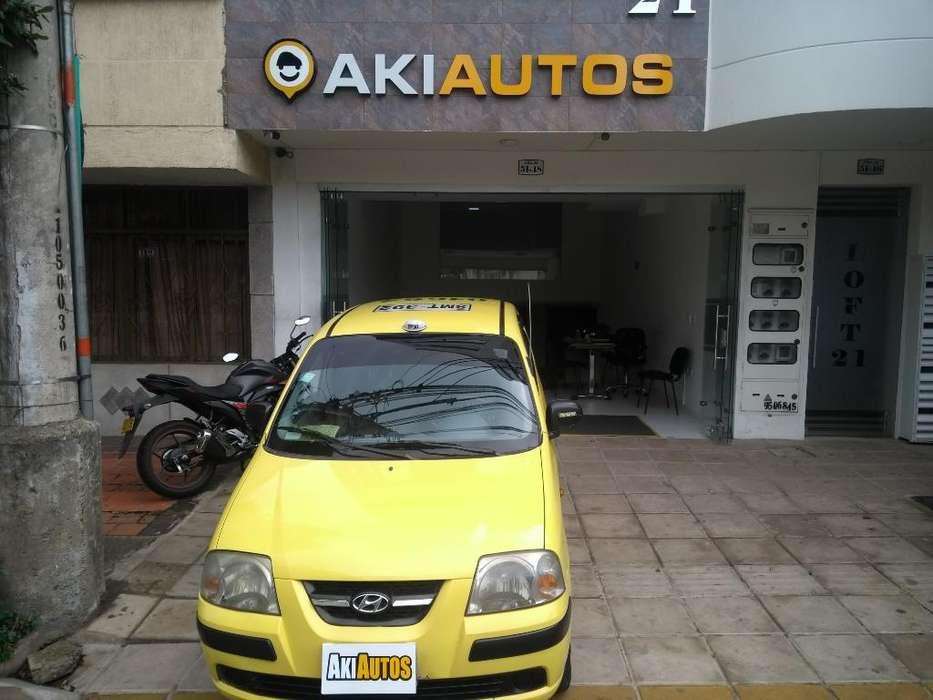 Taxi Hyundai Atos Mod 2010
